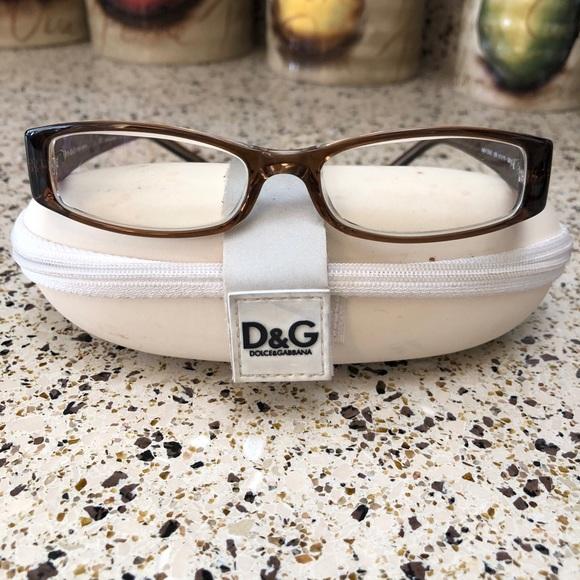 aefd413847 Dolce   Gabbana Accessories - Dolce   Gabbana Women s Prescription Glasses